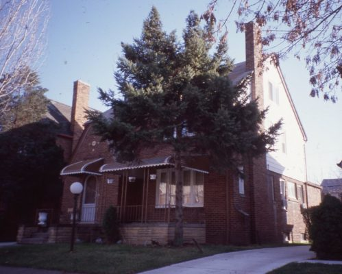 4021 Cortland - Designation Photo