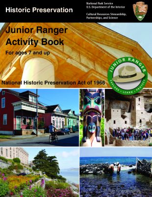 Jr. Ranger Cover