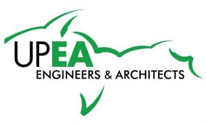 UP Engineers and Architects logo