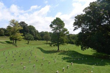 Vicksburg National Cemetery CLR